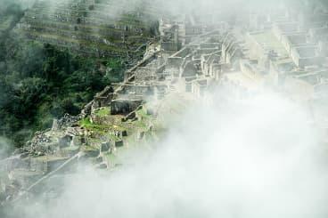 Bilhete Machu Picchu + Huayna Picchu