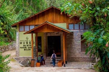 Ticket Machu Picchu + Museu